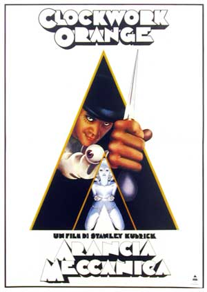 Clockwork orange - Arancia meccanica (Kubrick)