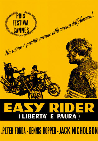 Easy rider - giallo