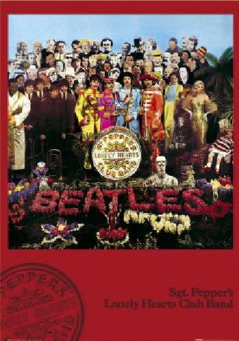 Beatles (The) - Sgt Pepper's Lonely Hearts Club Band