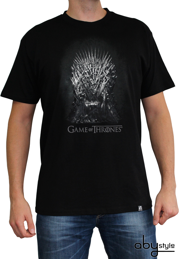 Game of Thrones (Trono di Spade) - Iron Throne black new fit