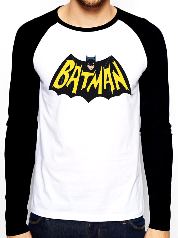 Batman - Baseball - 1966 Logo (DC comics)