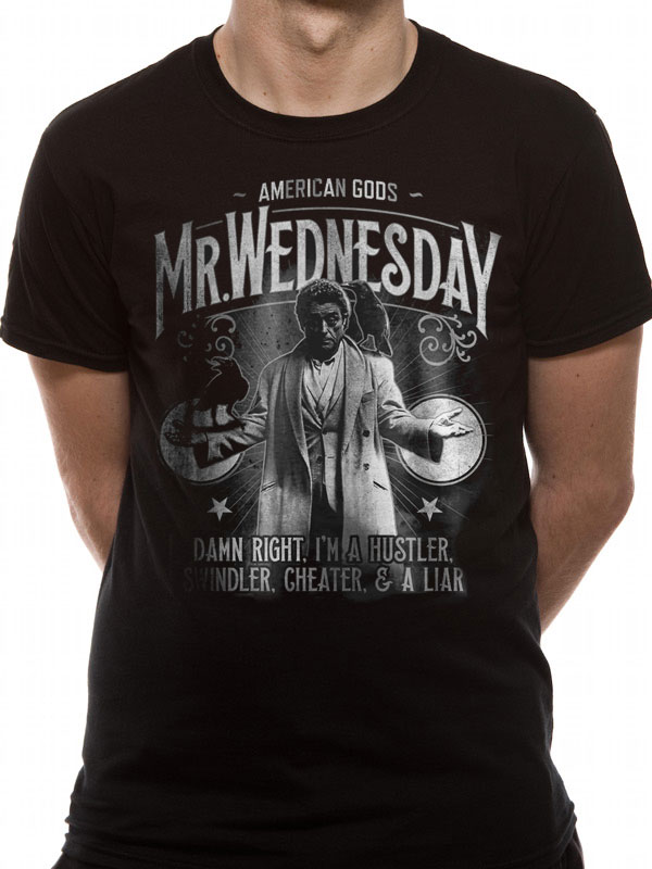 American Gods - Mr. Wednesday
