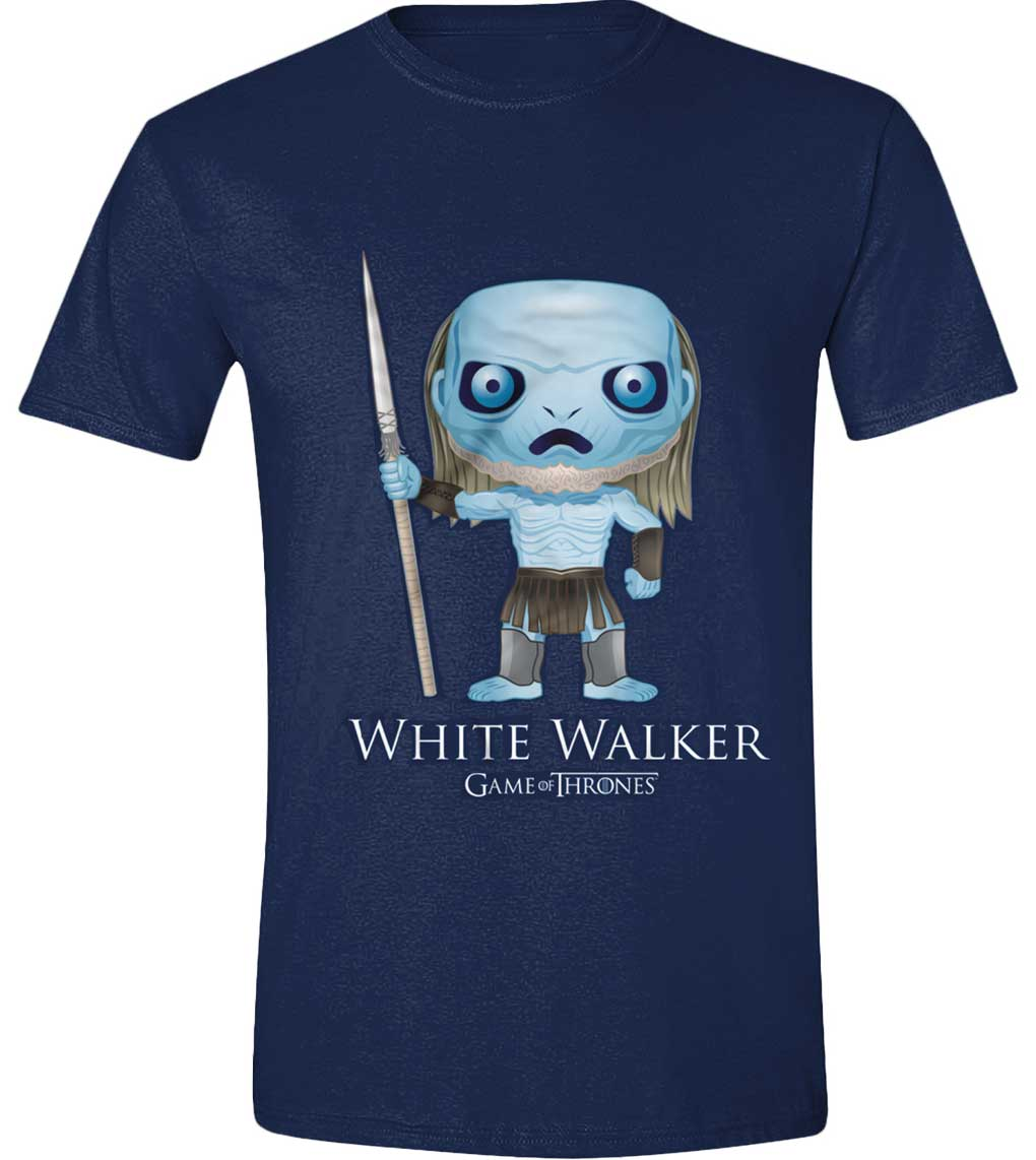 Game of Thrones (Trono di Spade) - Pop art White Walker