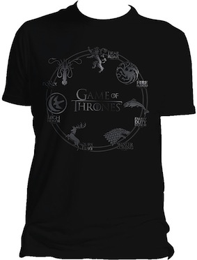 Game of Thrones (Trono di Spade) - Round Sigil