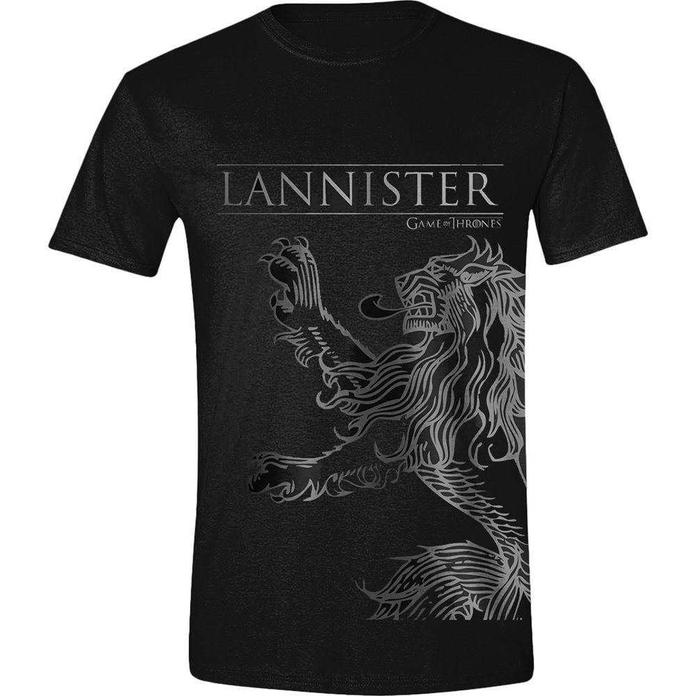 Game of Thrones (Trono di Spade) - Lannister House sigil black