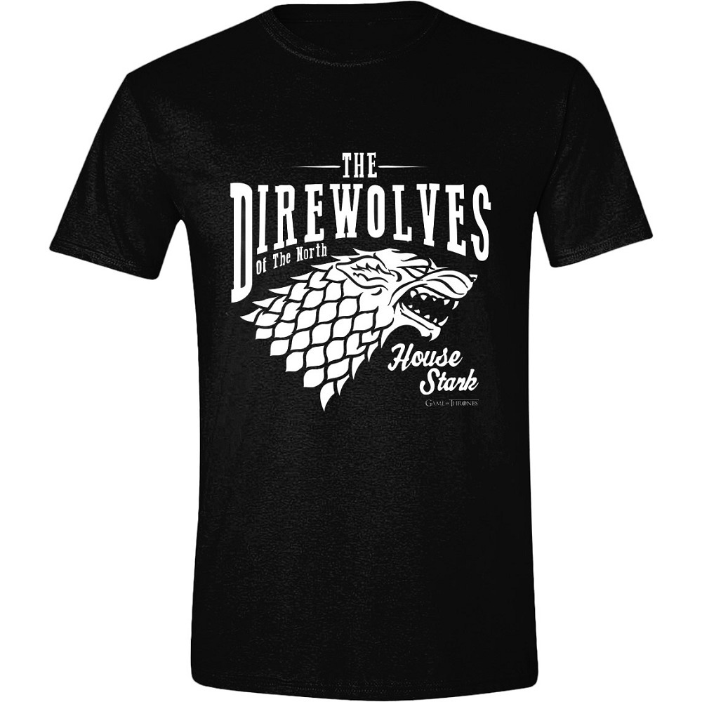 Game of Thrones (Trono di Spade) - The Direwolfs black